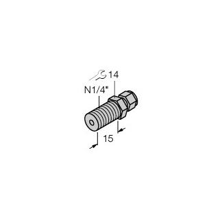 Turck CF-M-6-N1/4-A4