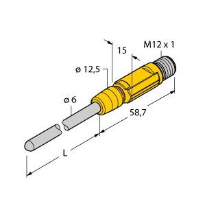 Turck TTM100C-206A-CF-LI6-H1140-L150