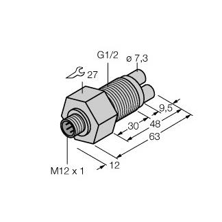 Turck FCS-GL1/2A4-NAEX-H1141/A