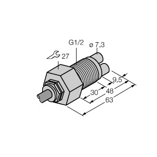 Turck FCS-GL1/2A4-NAEX/A