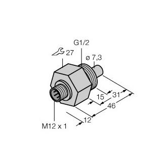 Turck FCS-G1/2TN-NA-H1141