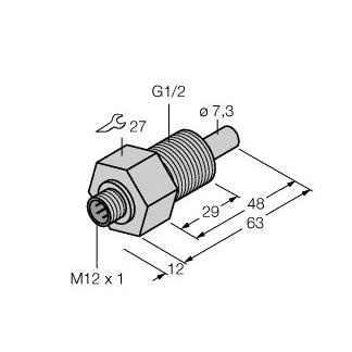 Turck FCS-GL1/2TN-NAEX-H1141