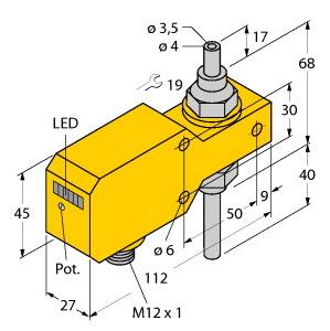 Turck FCI-TCD04A4P-ARX-H1140