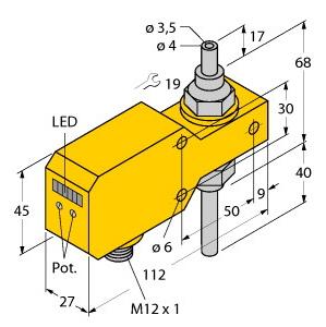 Turck FCI-TCD04A4P-LIX-H1141