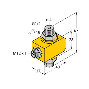 Turck FCI-D04A4P-NA-H1141