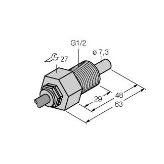 Turck FCS-GL1/2A4-NA/D100