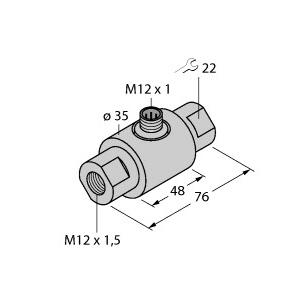 Turck FCI-D03A4-NAEX-H1141/M12