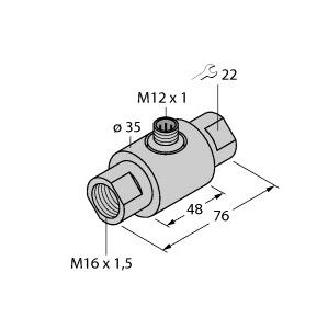 Turck FCI-D03A4-NAEX-H1141/M16