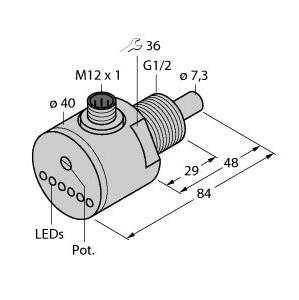 Turck FCS-GL1/2A4-AP8X-H1141