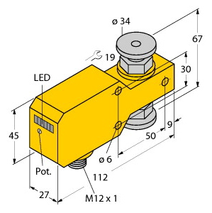 Turck FCI-34D10A4P-AP8X-H1141