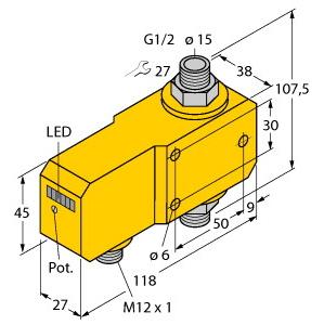 Turck FCI-D15A4P-ARX-H1140