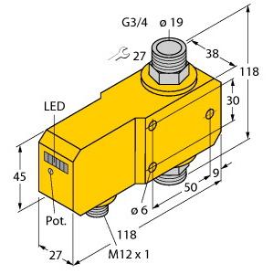 Turck FCI-D20A4P-ARX-H1140