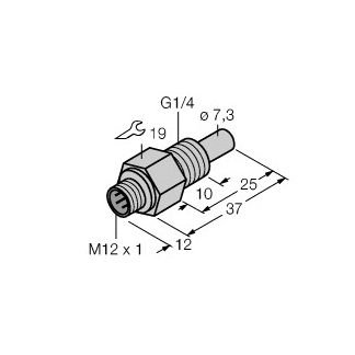 Turck FCS-G1/4A4-NAEX-H1141