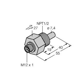 Turck FCS-N1/2A4-NAEX-H1141