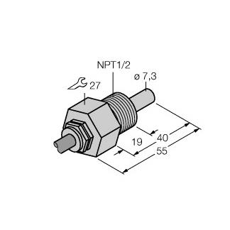 Turck FCS-N1/2A4-NAEX