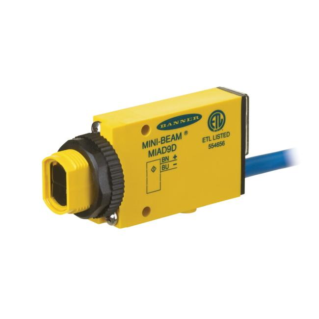 Compact Photoelectric Sensors