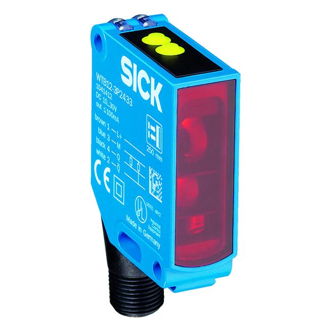 Wl12 3p2431 Sick Sensors By Int Technics