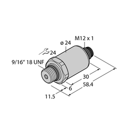 Turck PT1000PSIG-2021-U3-H1143/X