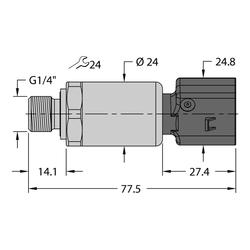 Turck PT600R-2104-I2-KO28A2