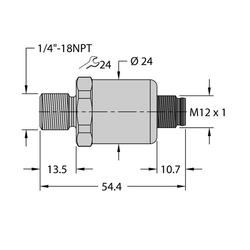 Turck PT1R-1103-U3-H1143