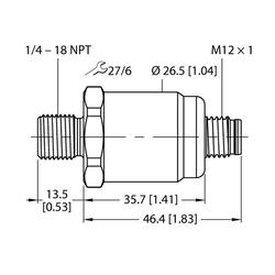 Turck PT1PSIG-1503-I2-H1143/D840