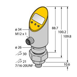 Turck PS001A-505-LI2UPN8X-H1141