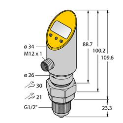 Turck PS003A-508-LI2UPN8X-H1141