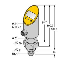 Turck PS001A-510-2UPN8X-H1141