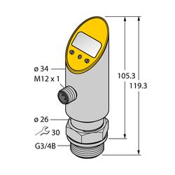 Turck PS010V-606-LI2UPN8X-H1141/D801