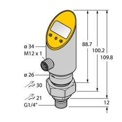 Turck PS01VR-504-2UPN8X-H1141/3GD