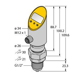 Turck PS400R-508-2UPN8X-H1141/3GD