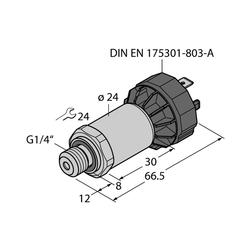 Turck PT2.5R-2004-I2-DA91/X