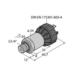 Turck PT25R-1004-I2-DA91