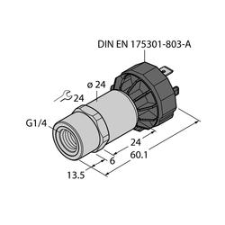 Turck PT1.6R-1001-I2-DA91/X