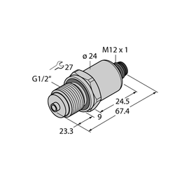 Turck PT1.6R-1008-I2-H1143