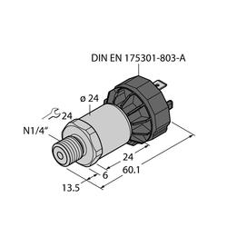 Turck PT200PSIG-1003-I2-DA91/X