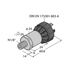 Turck PT300PSIG-1014-U1-DA91/X