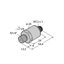 Turck PT500PSIG-1003-I2-H1143