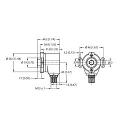 Turck REI-05I6E-4A1024-H1181