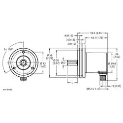 Turck REM-116T6S-7ASARNS-H1151