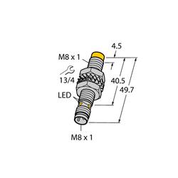 Turck NI3-M08E-VN6X-V1141
