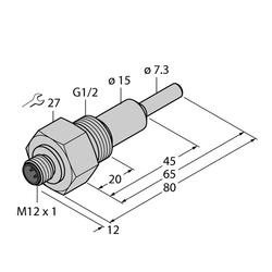 Turck FCS-G1/2A4-NA/L120