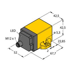 Turck B2N360-Q42-E2LIUPN8X2-H1181/S1300