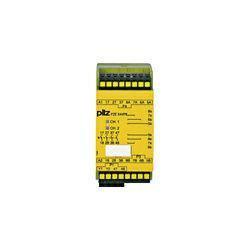 PILZ PZE X4VP8 C 24VDC 4n/o