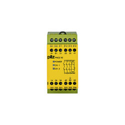 PILZ PNOZ X3 115VAC 24VDC 3n/o 1n/c 1so