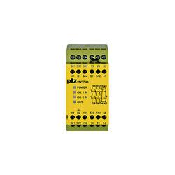 PILZ PNOZ X3.1 230VAC 24VDC 3n/o 1n/c 1so